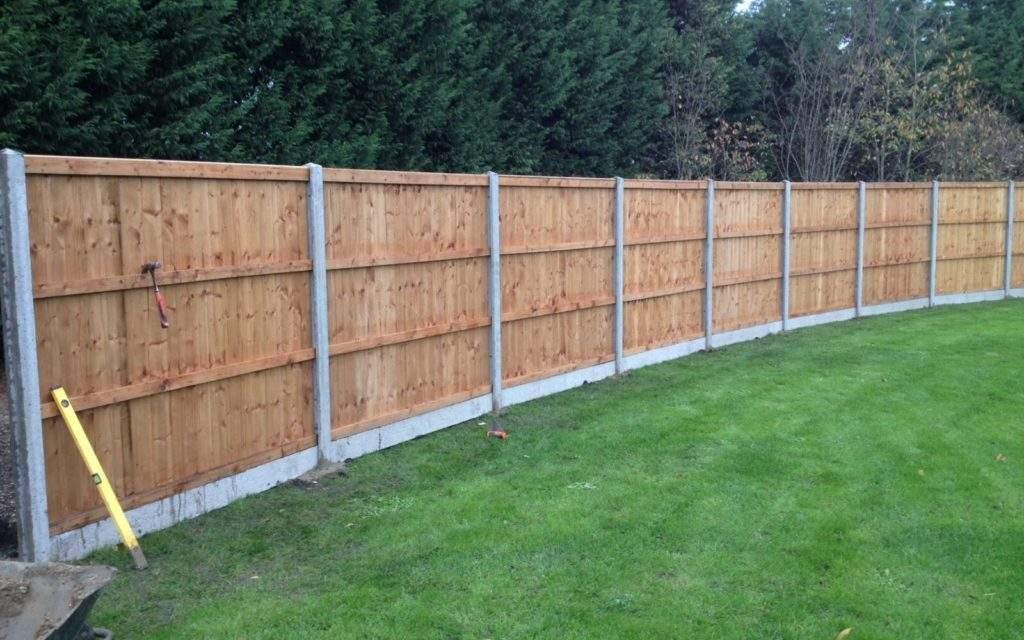 Peterborough Fencing Contractors