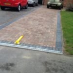 Driveway installed with security post peterborough