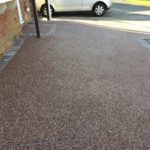 Resin Driveway Install