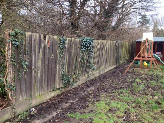 werrington-fence