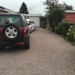 Before Block Paving was Installed in Whittlesey