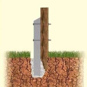 Concrete Spur Post Repair Peterborough