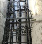 Bespoke Iron Driveway gate