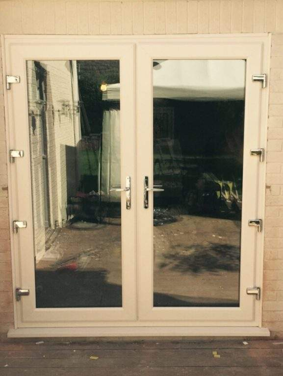 Replace Window With French Doors In Werrington