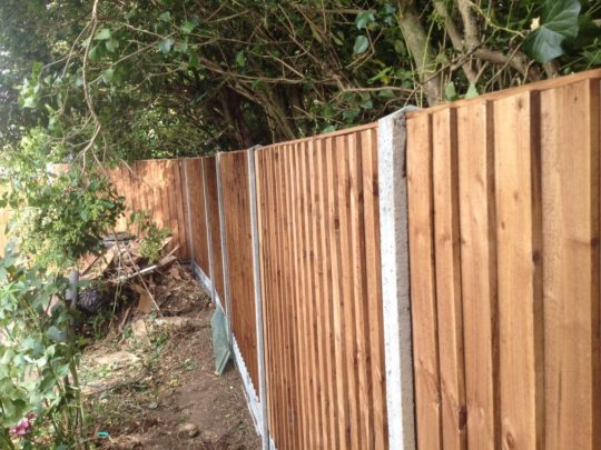 Fence Install in Dogsthorpe