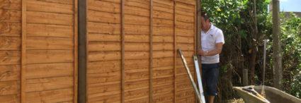 Peterborough Improvements - No.1 Fencing Contractors