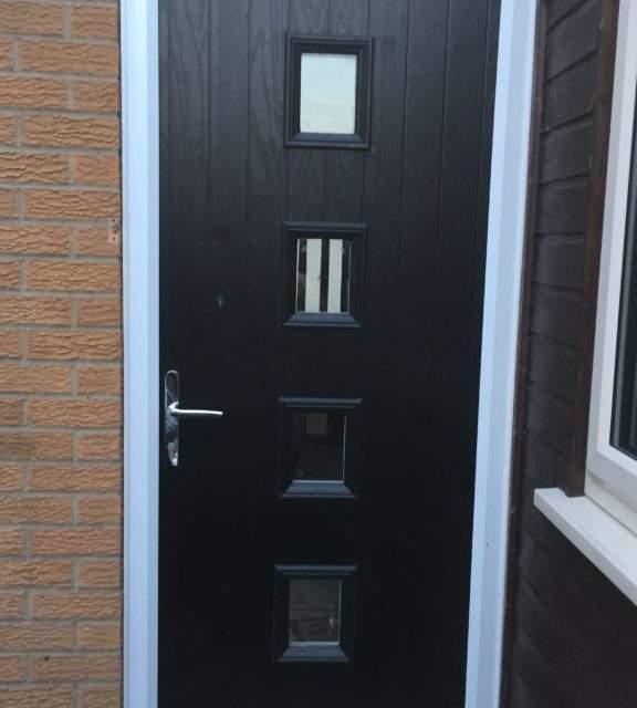 Composite Door Fitted in Peterborough