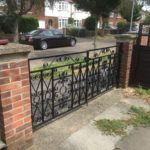 Metal Driveway Gates in Peterborough