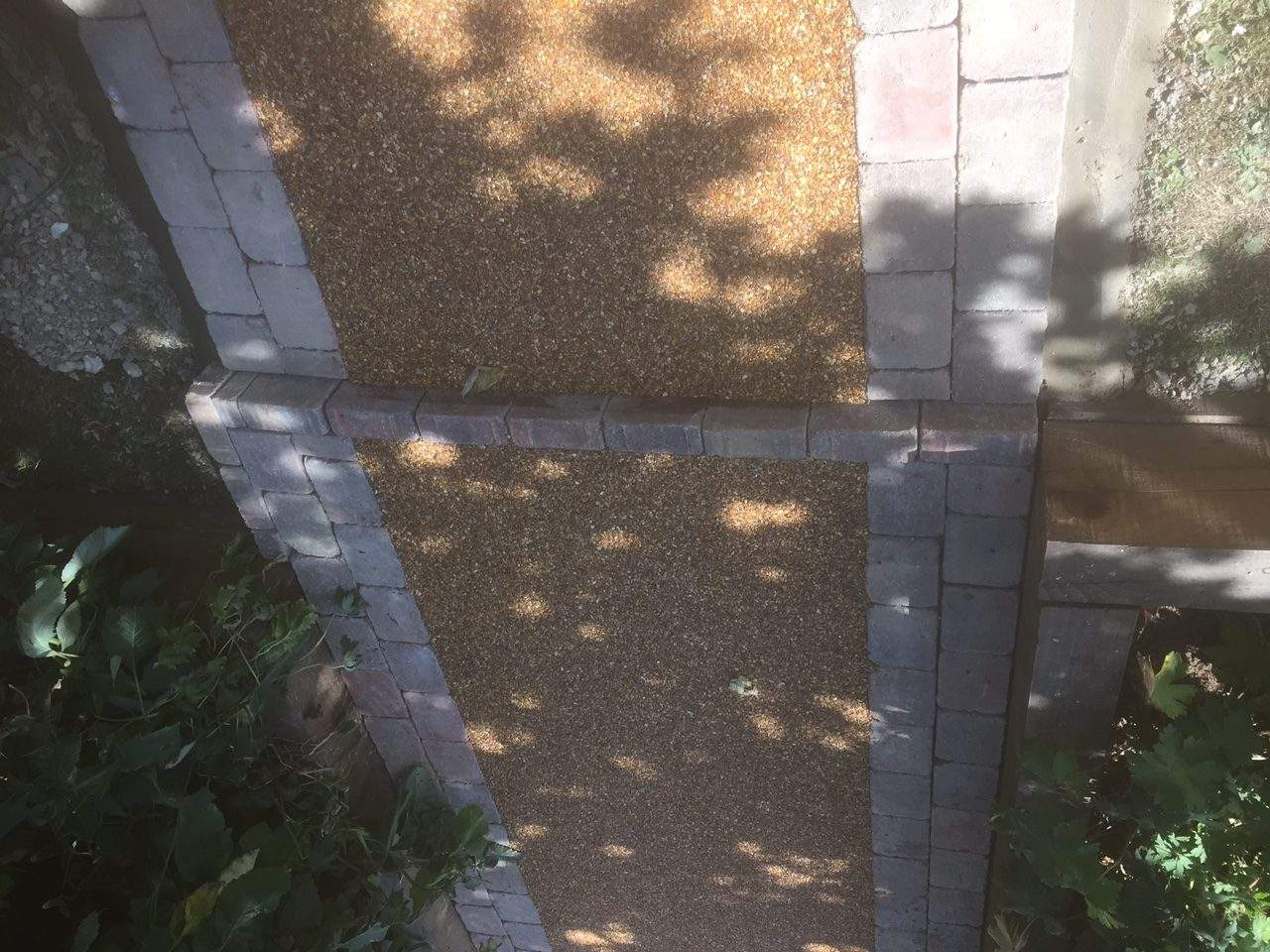 Large Image of Resin Footpath