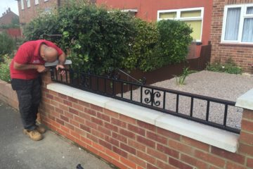 Metal Railings Peterborough