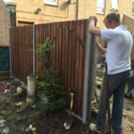 Fence installed in Orton Goldhay