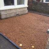 After Resin Installed in Eastfield Road