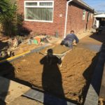 Werrington Driveway Preparation for Resin Base