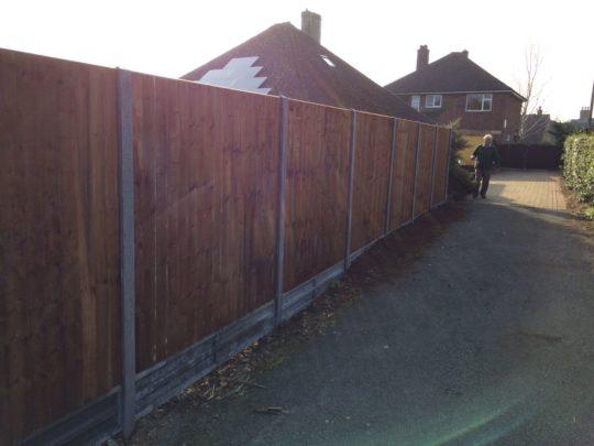 Fence Install Uppingham