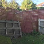 Damaged Fencing in Peterborough