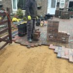 Driveway install in Whittlesey