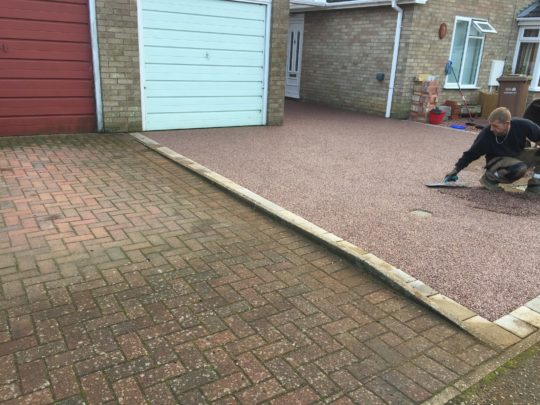 The Difference Between Block paving and a Resin Driveway
