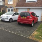 Before Resin Driveway Install in Newborough