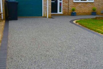 Resin Bound Driveway in Werrington