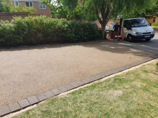 New Resin Driveway