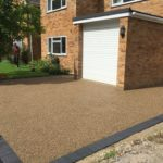 Resin Bound Drive in Holme
