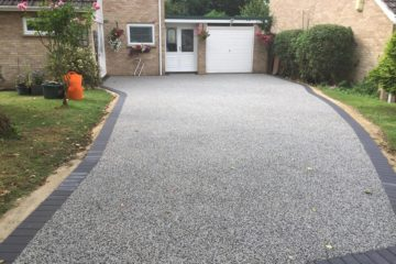 Resin Driveway Orton Waterville Peterborough