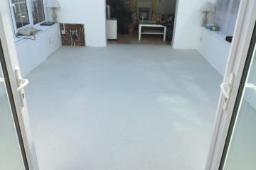 Internal Resin Bound Flooring Peterborough