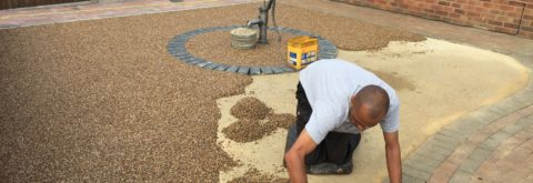 Peterborough Improvements - No.1 Resin Driveway Installers