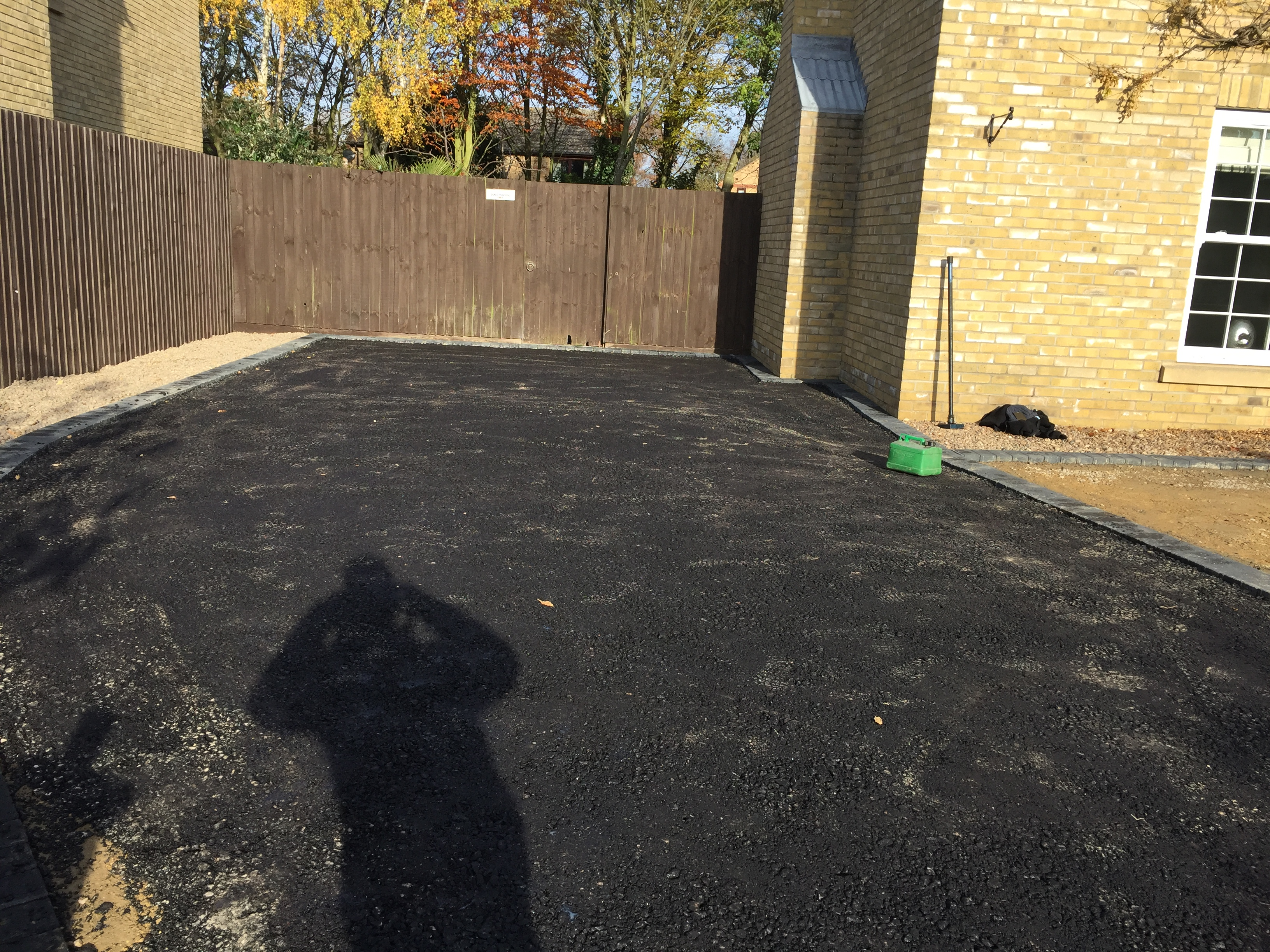 Driveway Install Whittlesey
