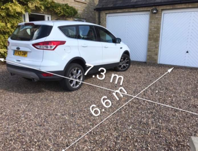 Gravel Driveway Whittlesey