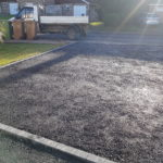 Bitumen Base for Resin Driveway