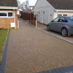 Resin Bound Driveway in Thorney Peterborough