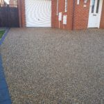 Block Edgings Installed