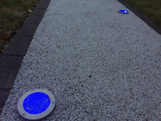 Resin Pathway installed in Werrington