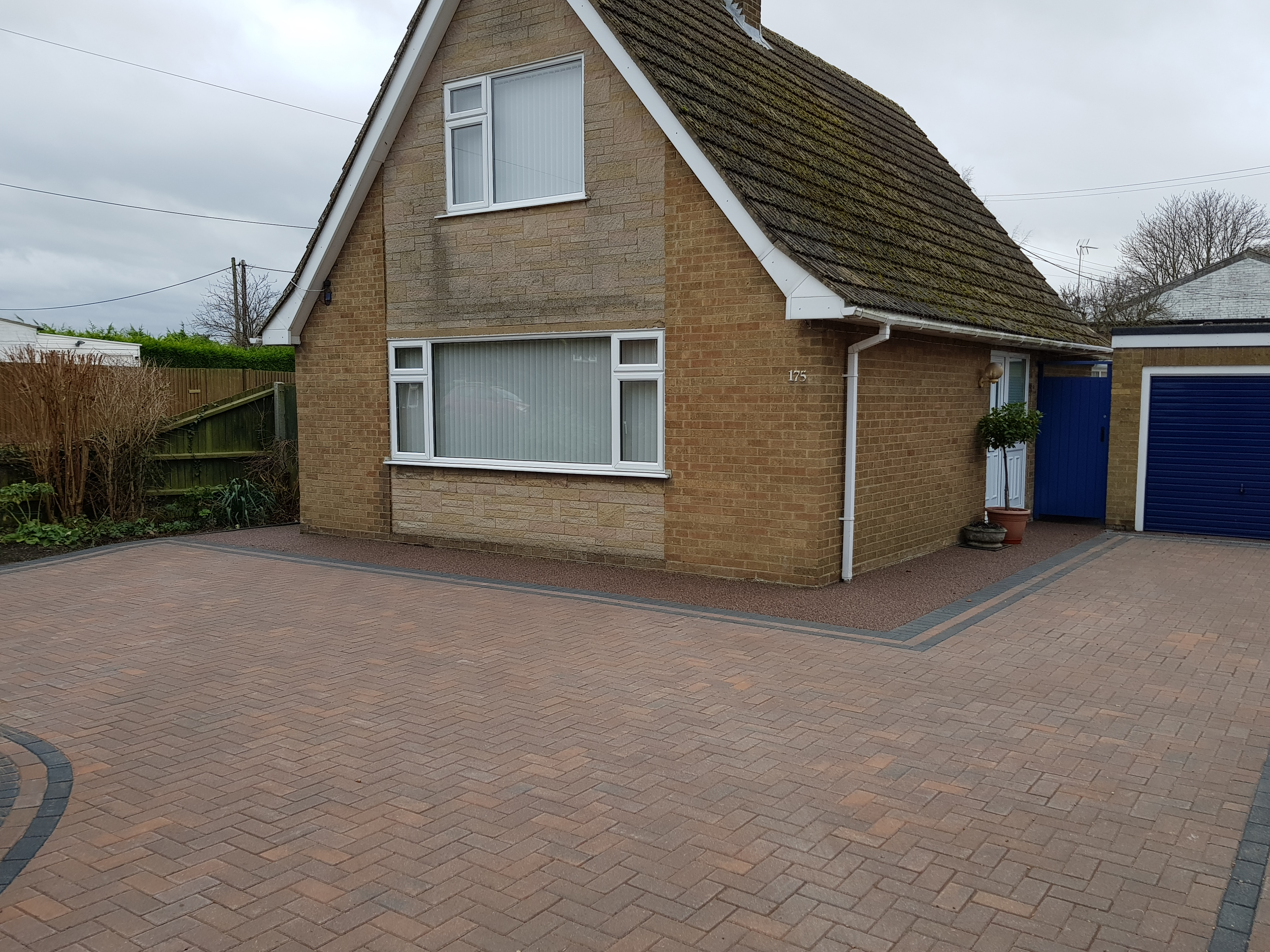 Block Paving and Resin in Ramsey