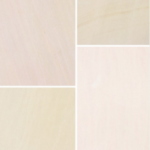 Smooth Natural Sandstone - Ivory
