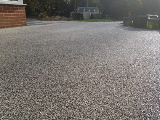 Daltex Silver Resin Patio Peterborough