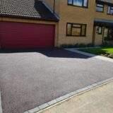 Resin driveway in Orton Wistow Peterborough
