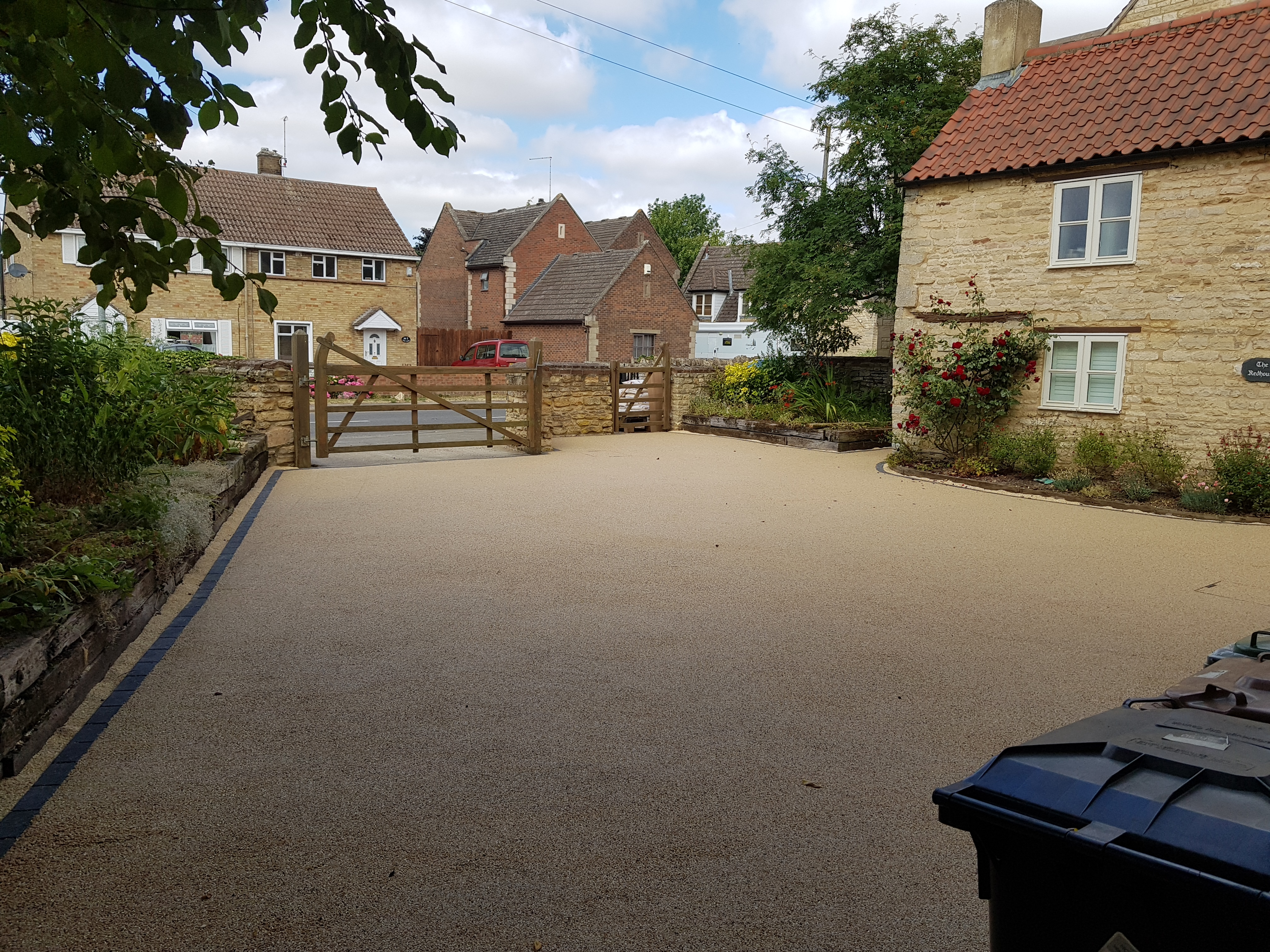 Driveway in Maxey Peterborough