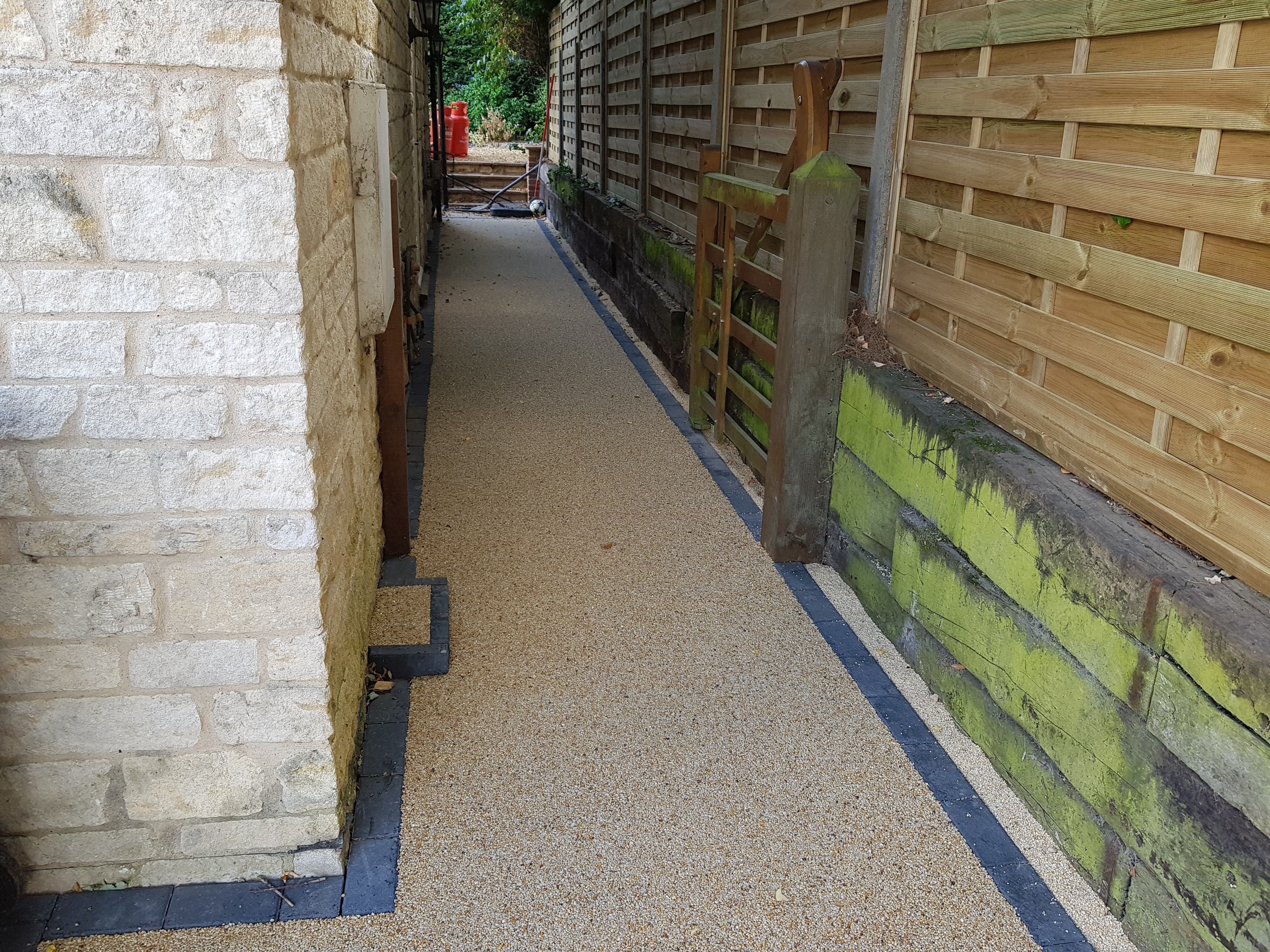 Resin Bound Pathway Maxey