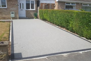 Resin Bound Driveway installed in Spalding