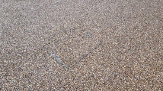 Resin Bound Manhole Cover