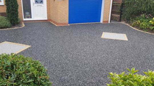 Resin Bound Driveway Farcet Peterborough