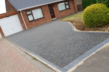 Block Paving and Resin Bound Driveways Peterborough