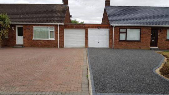 Block Paving vs Resin Bound