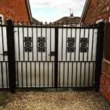Metal Driveway Gates Peterborough