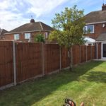 Fencing Panels installed in Peterborough