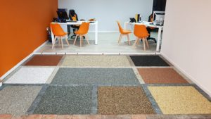 Resin Bound Showroom Peterborough