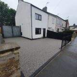 Resin Installation Completed in London Road