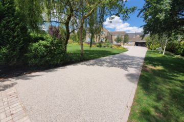 Resin Bound Driveway KingsCliffe